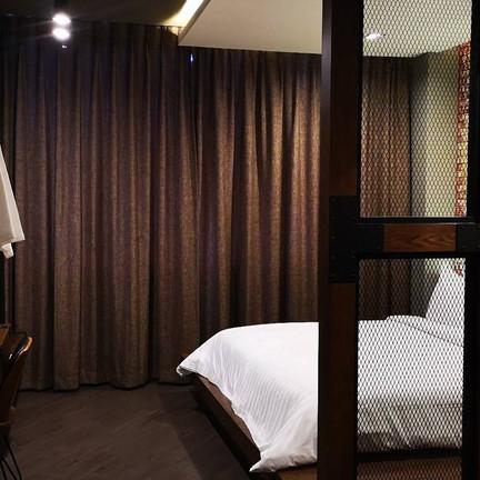 เตียงมาตรฐานโรงแรม5ดาว หมอน4ใบ