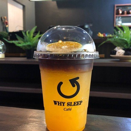 WHY SLEEP Cafe'
