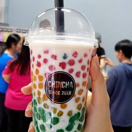 Chincha ชาไข่มุกตักเอง หาดใหญ่