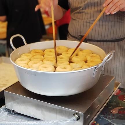 คินุโดนัท อารีย์ Kinu Donut Ari อารี