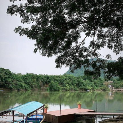 บ้านนมแมวรีทรีต กาญจนบุรี