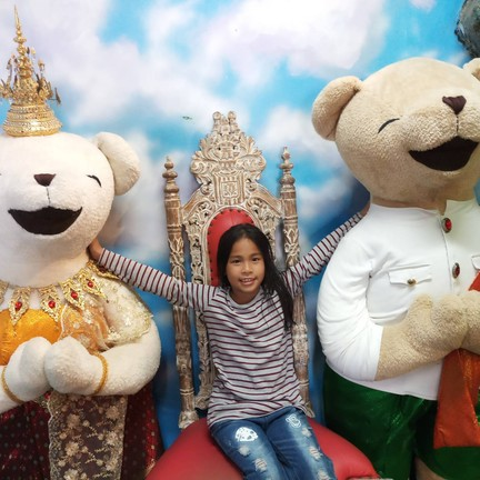 Teddy Bear Museum Pattaya