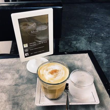 กาแฟหอม มีความเข้ม รับรอง นั่งทำงานได้ยันหว่าง
