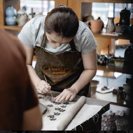 Poteri Clay Workshop