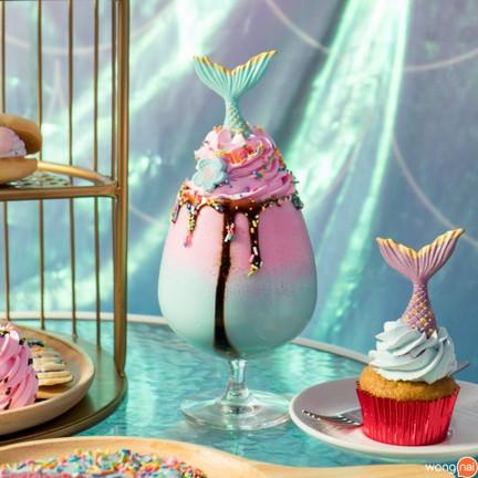 Mermaid Castle Cafe สยามสแควร์
