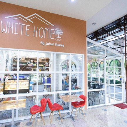 White Home Cafe By Jaisai Bakery