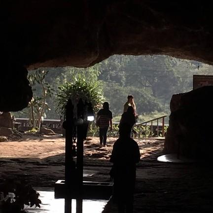 ถ้ำกระแซ (ป้ายหยุดรถถ้ำกระแซ)