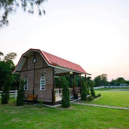 บ้านสวนต้นรัก & บ้านพักต้นหอม เขาใหญ่
