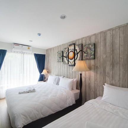 ขอบคุณภาพจากทางเพจ Anchan Laguna Hotel : โรงแรมอัญชันลากูน่า ขอนแก่น