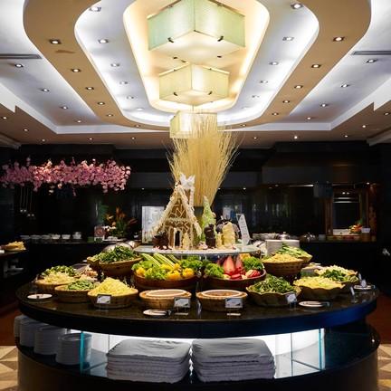 ข้าวต้มบุฟเฟ่ต์ โรงแรมเจ้าพระยาปาร์ค-รัชดาภิเษก