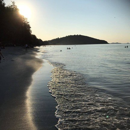 หาดแม่รำพึง