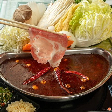 Yuu Pot Hot & Spicy Paseo Town