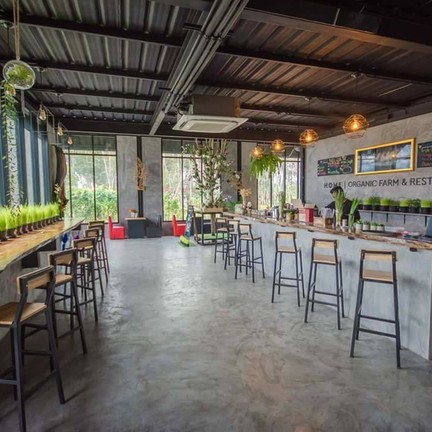 Home Organic & Restaurant