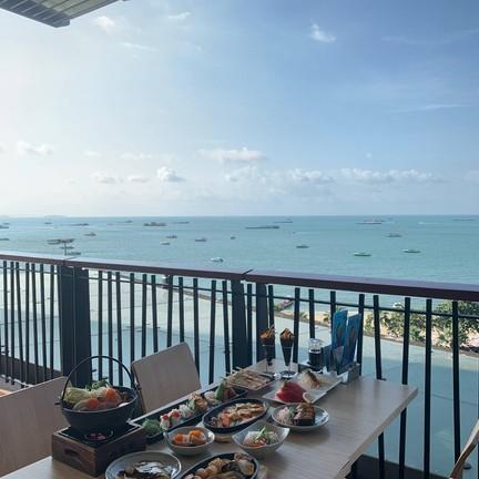 Oishi Eaterium Central Festival Pattaya Beach