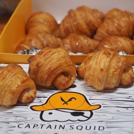 Captain Squid กัปตันสควิด ครัวซองค์ ศาลาแดง