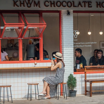 Khom Chocolate House