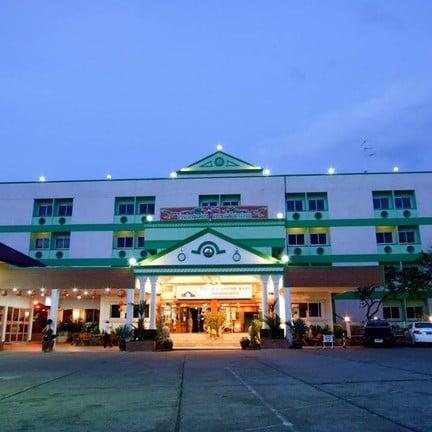 โรงแรมสกลแกรนด์พาเลส