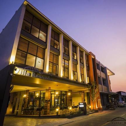 ขอบคุณรูปภาพจาก Villa Rassada Nakorn Lampang
