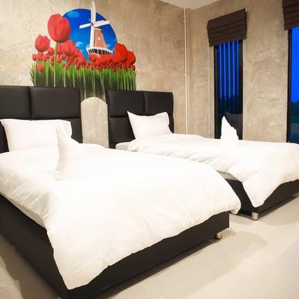 ขอบคุณรูปภาพจาก B-Cozy Hotel โรงแรม บี-โคซี่ อุตรดิตถ์
