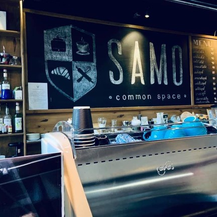 SAMO coffee bar