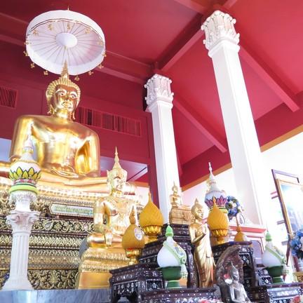 พระพุทธปฏิมาประธานประจำอุโบสถ