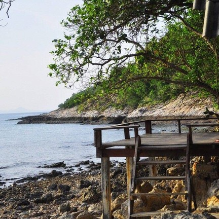 หาดทรายแก้ว อ.สัตหีบ จ.ชลบุรี
