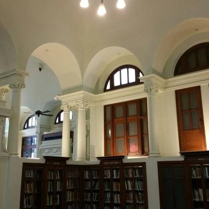 ห้องสมุดเนลสันเฮย์