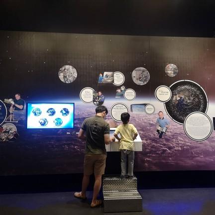 Space Inspirium อุทยานรังสรรค์นวัตกรรมอวกาศ