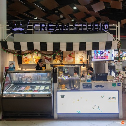 Cream Studio Gateway Ekamai เกตเวย์ เอกมัย