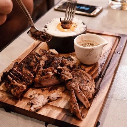 pock shoulder steak.