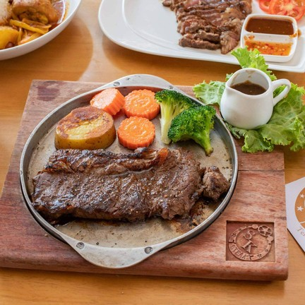 SK Steak