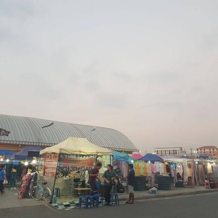 ตลาดนินจา ชลบุรี