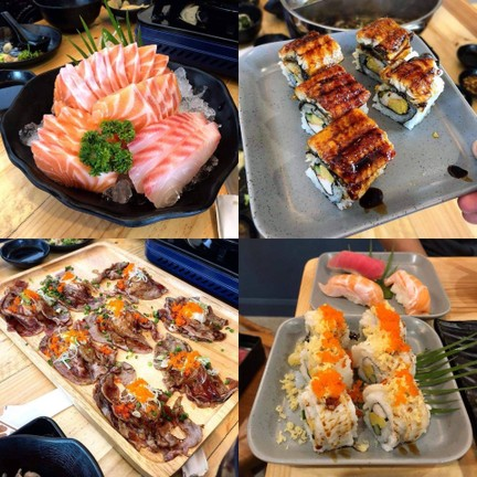 KUMA Shabu × Sushi × Yakiniku ภูเก็ต