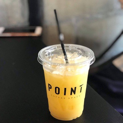 POINT Coffee Space
