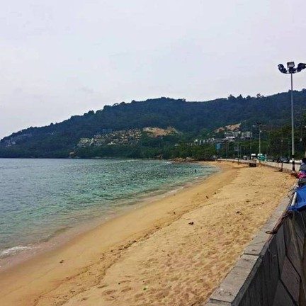 หาดกะหลิม