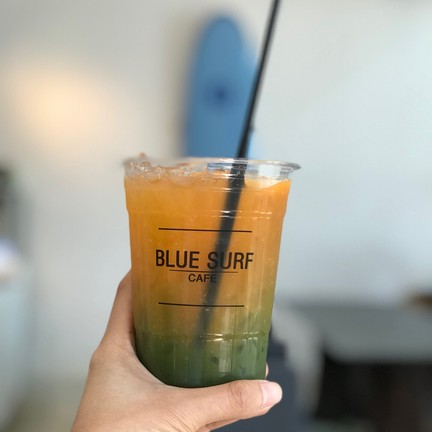 Blue Surf Cafe