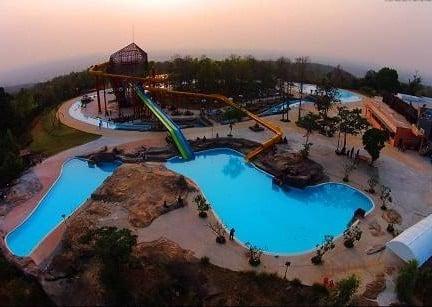 สวนน้ำสวนสัตว์ขอนแก่น