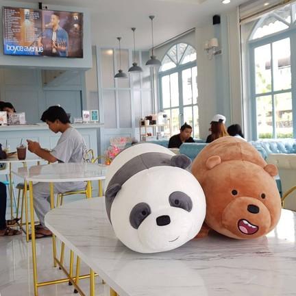 The Bear House Cafe Hadyai