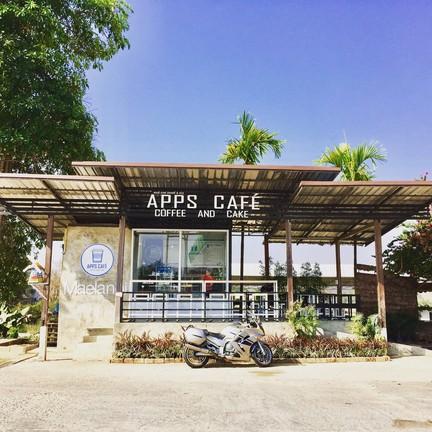 APPS CAFE' Mae La Noi