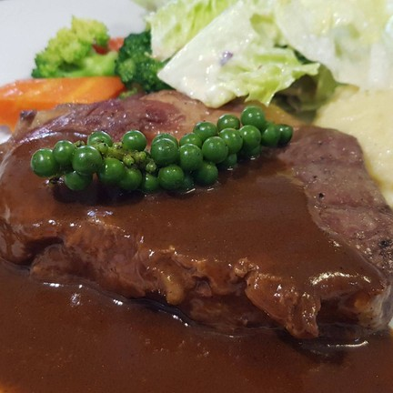 Futai Steak House สาขาตลาดใหม่