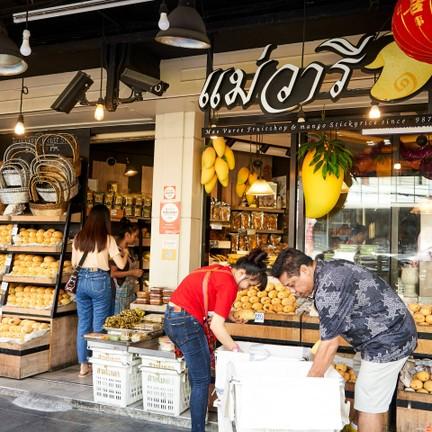 ข้าวเหนียวมะม่วงแม่วารี Mae Varee Fruit Shop
