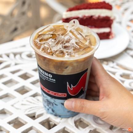 Rhino Espresso Bar อาคารจอดรถงามวงศ์วาน 2 ม.เกษตร