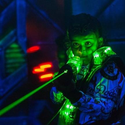 Laser Hunger