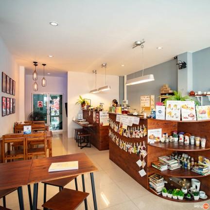 Manna Bistro Cafe Ubon