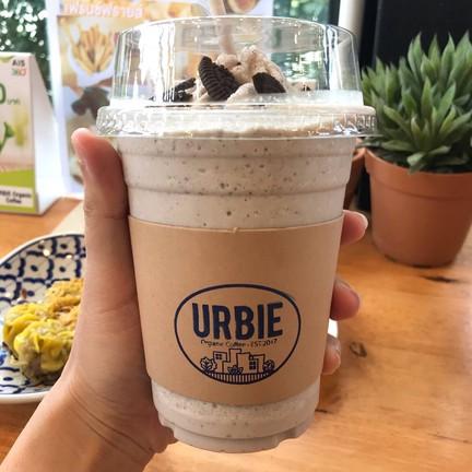 Urbie Organic Coffee หน้าโรงพยาบาลพังงา