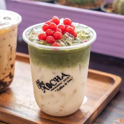 The Mocha Coffee & Tea หลังมหาวิทยาลัยหอการค้าไทย