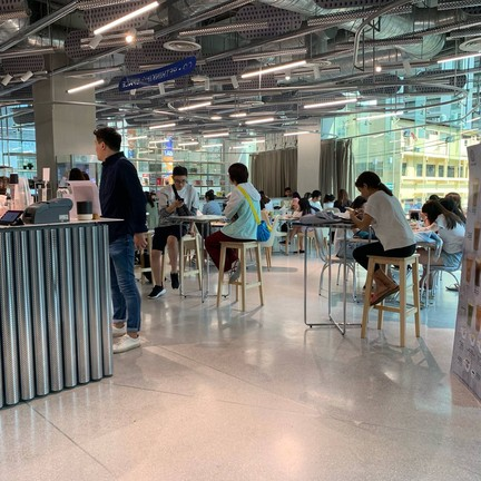 CLASS Cafe' Siam Innovation District