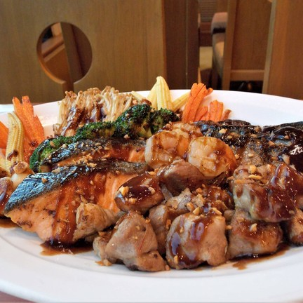 Daiichi Japanese Restaurant Emerald Hotel