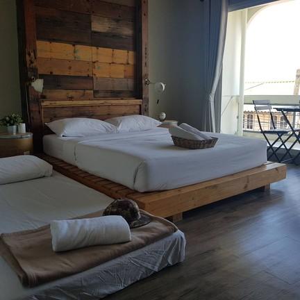 ห้องต้นหน+เตียงเสริม
