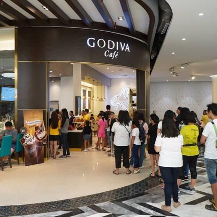 Godiva Central Phuket Central Phuket
